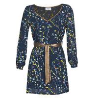 textil Mujer vestidos cortos Betty London NOUCE Marino