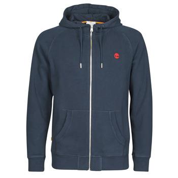 textil Hombre Sudaderas Timberland E-R Basic Reg Zip Marino