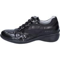 Zapatos Niña Zapatillas bajas 1A Classe Alviero Martini BM356 Negro