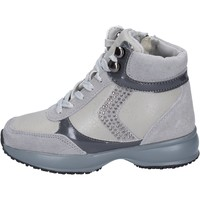Zapatos Niña Zapatillas bajas Lumberjack sneakers gamuza gris