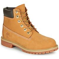 Zapatos Hombre Botas de caña baja Timberland 6 INCH PREMIUM BOOT Cereal / Nubuck