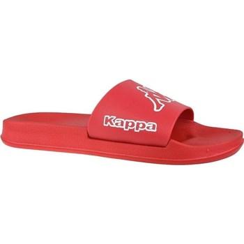 Zapatos Hombre Chanclas Kappa Krus Rojos