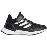 Zapatos Niños Running / trail adidas Originals Rapidarun Blanco, Negros