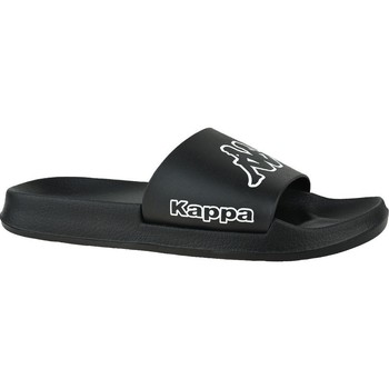Zapatos Hombre Chanclas Kappa Krus Blanco,Negros