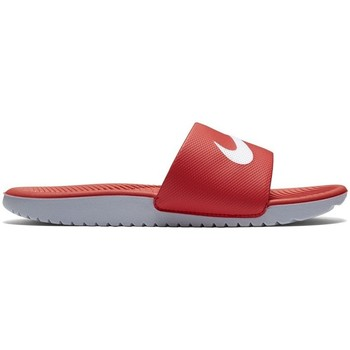 Zapatos Niños Chanclas Nike Kawa Slide Gsps Rojos