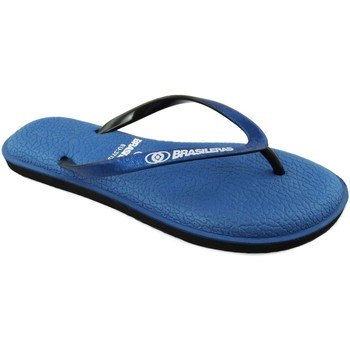 Zapatos Mujer Chanclas Brasileras Softy Blue