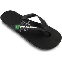 Zapatos Chanclas Brasileras Clasica Brasil NL Black