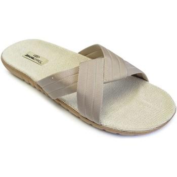 Zapatos Mujer Zuecos (Mules) Brasileras Tren 50 Classic Brown