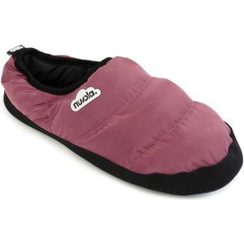 Zapatos Pantuflas Nuvola. Zapatillas de estar en casa Clasica Suela de Goma Malaga