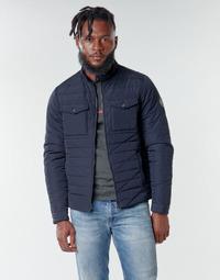 textil Hombre Plumas Teddy Smith B-JEFFER Marino