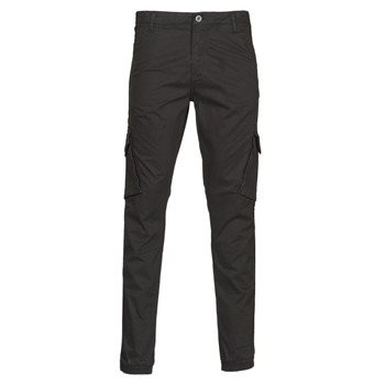 textil Hombre pantalones con 5 bolsillos Teddy Smith BATTLE Negro