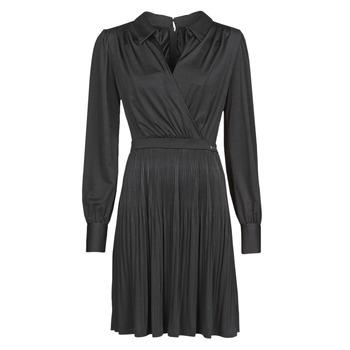textil Mujer Vestidos cortos Marciano PLAYA DRESS Negro