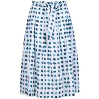 textil Mujer Faldas Anonyme | Susanna Falda de lunares, verde | ANY_A110SS092 GREEN vert