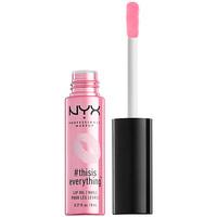 Belleza Mujer Gloss  Nyx thisiseverything Lip Oil sheer  8 ml