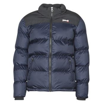 textil Plumas Schott UTAH Marino / Negro