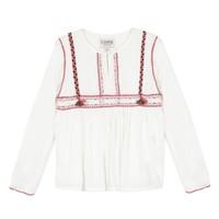 textil Niña Tops / Blusas Chipie 8R12014-19 Blanco