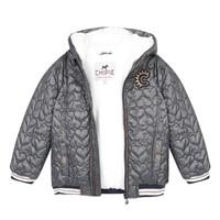 textil Niña cazadoras Chipie 8R41014-46 Gris