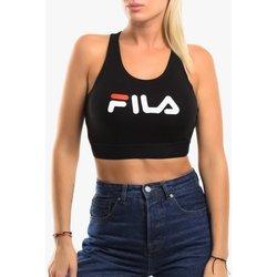 textil Mujer Camisetas sin mangas Fila TOP  JOSETTE Negro