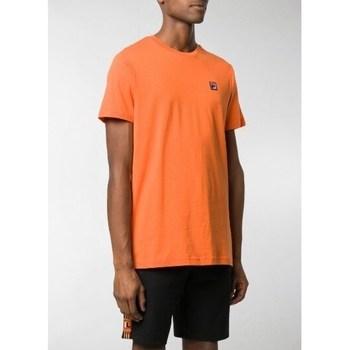 textil Hombre Camisetas manga corta Fila CAMISETA  SEAMUS NARANJA