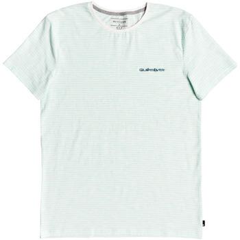 textil Hombre Camisetas manga corta Quiksilver Camiseta  Kentin Blanco