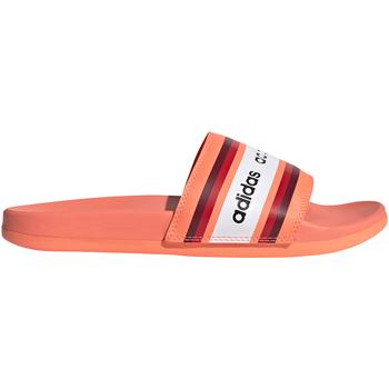Zapatos Mujer Chanclas adidas Originals CHANCLA ADIDAS  ADILETTE CLOUDFOAM PLUS LOGO
