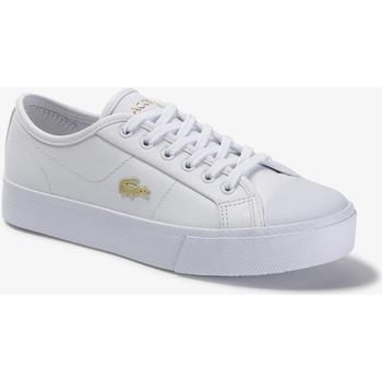 Zapatos Mujer Zapatillas bajas Lacoste ZAPATILLA  ZIANE PLUS GRAND 120 Blanco