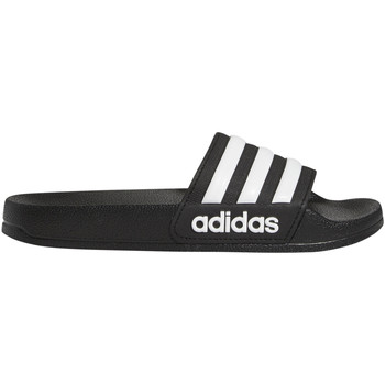 Zapatos Mujer Chanclas adidas Originals CHANCLA ADIDAS ADILETTE SHOWER Negro