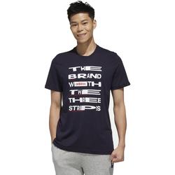 textil Hombre camisetas manga corta Adidas Performace CAMISETA ADIDAS M DIST FNT T