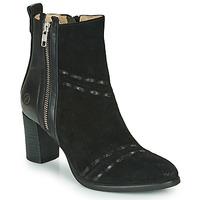 Zapatos Mujer Botines Casta SINA Negro