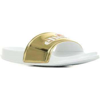 Zapatos Mujer Chanclas Ellesse Giselle Light Gold Blanco