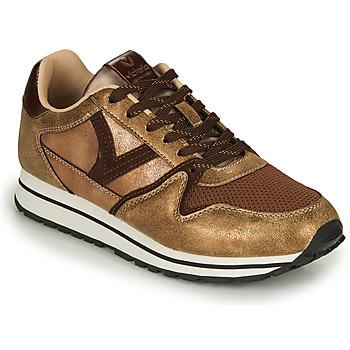 Zapatos Mujer Zapatillas bajas Victoria COMETA MULTI Bronce