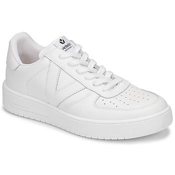 Zapatos Mujer Zapatillas bajas Victoria SIEMPRE PIEL Blanco