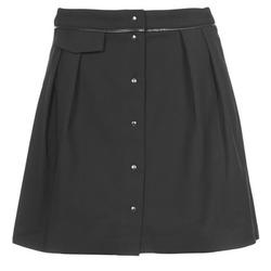 textil Mujer Faldas Naf Naf ELORA Negro