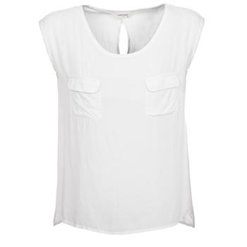 textil Mujer camisetas sin mangas Naf Naf KLOPA CRUDO