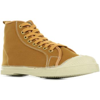 Zapatos Mujer Botas de caña baja Bensimon Tennis stella Marrón