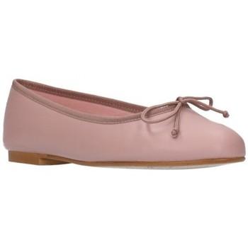 Zapatos Mujer Bailarinas-manoletinas Euforia EMMA Mestizo rosa Mujer Rosa rose
