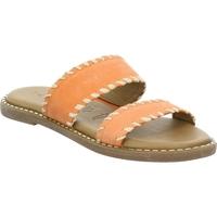 Zapatos Mujer Zuecos (Mules) Tamaris 112712834620 De color naranja