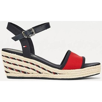 Zapatos Mujer Sandalias Tommy Hilfiger ZAPATO  MID WEDGE