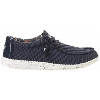 Zapatos Hombre Multideporte Dude Shoes ZAPATO DUDE WALLY SOX BLUE MULTI Azul