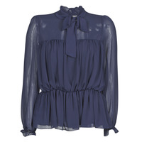 textil Mujer Tops / Blusas Naf Naf HAZUL C1 Marino