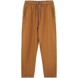 textil Hombre Pantalones de chándal Madson | Sully Pants, Brown | MDS_DU20039 003 Marron
