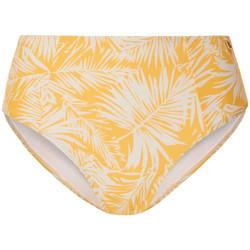 textil Mujer Bañador por piezas Beachlife Palm Glow  cintura alta fondos de trajes baño Caqui