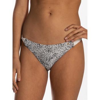 textil Mujer Bañador por piezas Beachlife Las medias de traje baño retorcidas Sprinkles Pearl Black-blanco