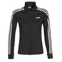 textil Mujer chaquetas de deporte adidas Performance W D2M 3S TT Negro