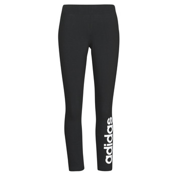textil Mujer Leggings adidas Performance W E LIN TIGHT Negro
