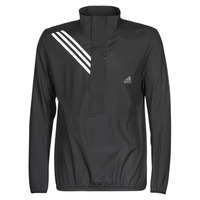 textil Hombre sudaderas adidas Performance OWN THE RUN JKT Negro