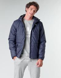 textil Hombre Plumas adidas Performance BSC HOOD INS J Tinta / Leyenda