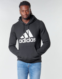 textil Hombre sudaderas adidas Performance MH BOS PO FL Negro