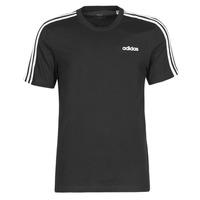 textil Hombre Camisetas manga corta adidas Performance E 3S TEE Negro