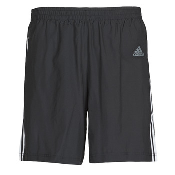 textil Hombre Shorts / Bermudas adidas Performance RUN IT SHORT 3S Negro